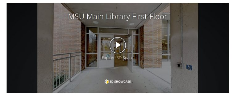 Able Eyes 360 Library Tour